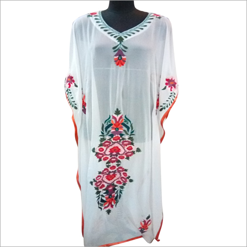 Ladies Embroidered Kaftan