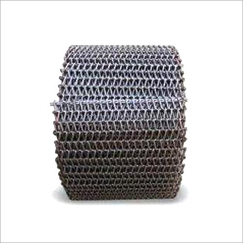 Cord Weave Close Mesh Belt