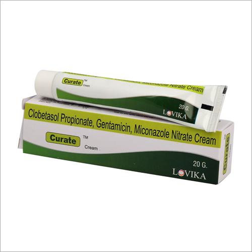 Clobetasol Propionate Gentamicin Miconazole Nitrate Cream