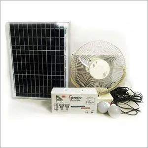 Solar Home Lightning System - 100W
