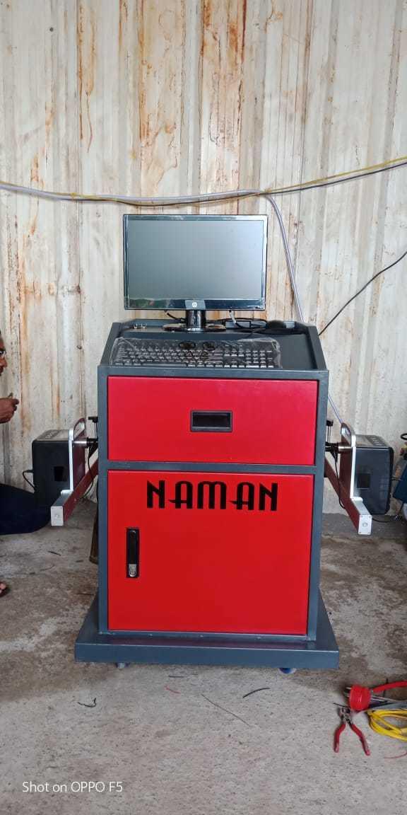 Computerised CCD Aligner
