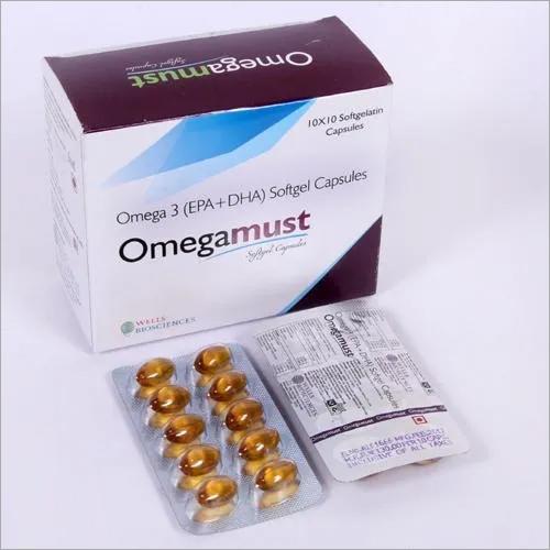 Omega 3 Tablet