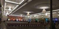 Wedding Hall Interior