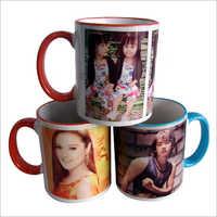 Ceramic Coloured Mugs