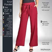 Marron Knot Parallel