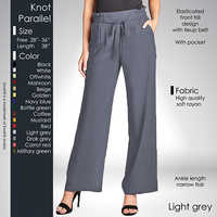 Grey Knot Parallel
