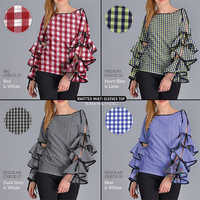 Women Knotted Top