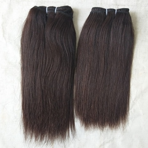 Tangle And Shedding Free Straight Hair