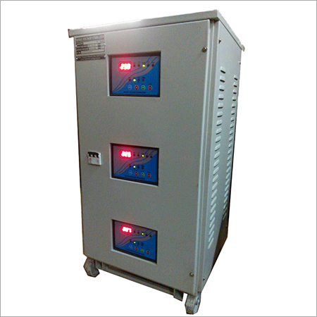 3-Phase Servo Voltage Stbilizer