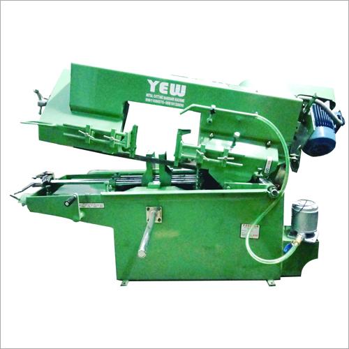 Horizontal Metal Bandsaw Cutting Machine