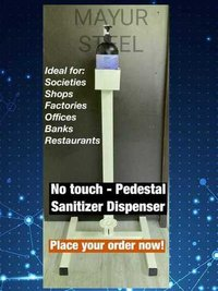 Sanitizer Dispenser Eco