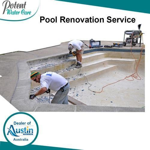 Pool Renovation Service