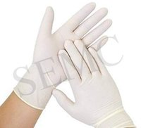 Surgical White Gloves