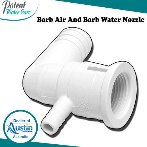 Barb Air And Barb Water Nozzle