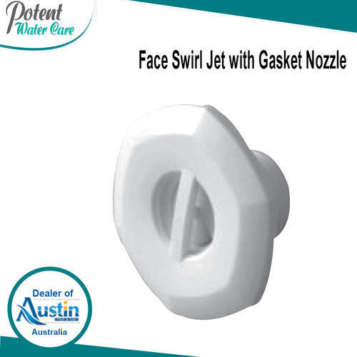 Face Swirl Jet With Gasket Nozzle