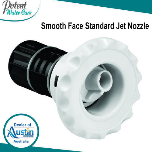 Smooth Face Standard Jet Nozzle
