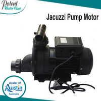 Jacuzzi Pump Motor