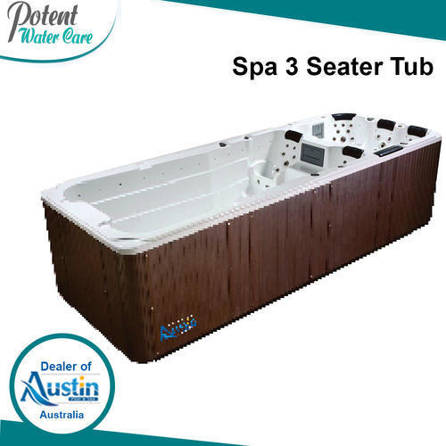 Spa 3 Seater Tub