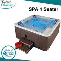 Spa 4 Seater Bathtub