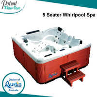 5 Seater Whirlpool Spa
