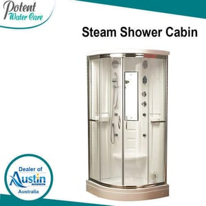 Commercial Steam Bath Room