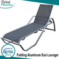 Folding Aluminum Loungers