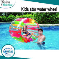 Kids Water Star Wheel