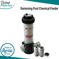 Swimming Pool Chemical Feeder