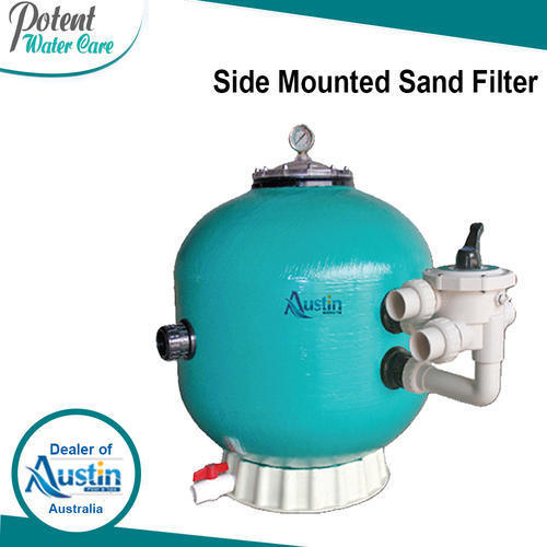 Side Mounted Sand Filter