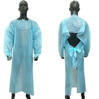 Isolation Coverall Medical Suit