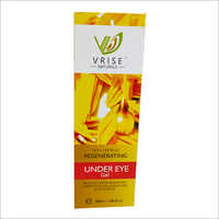 Skin Firming Regenerating Under Eye Gel