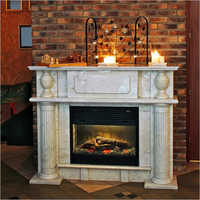 Eco Friendly Charcoal Briquettes Fireplace