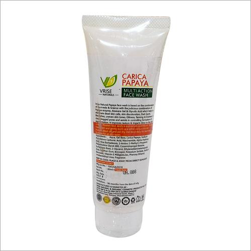 Carica Papaya Multi Action Face Wash