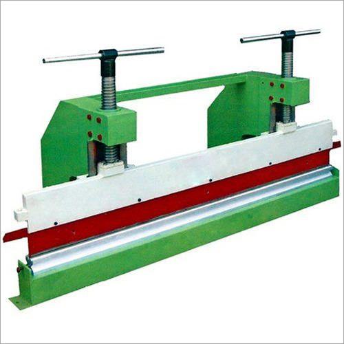 Screw Type Sheet Bending Machine