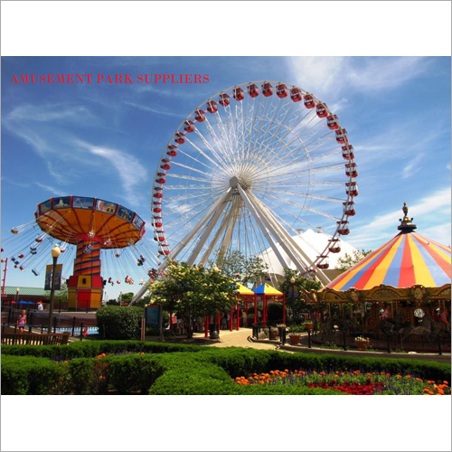 Amusement Park Suppliers