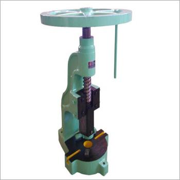 Manual Fly Press Machine