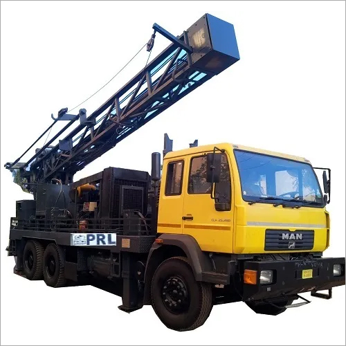 PRL truck mounted Man Truck