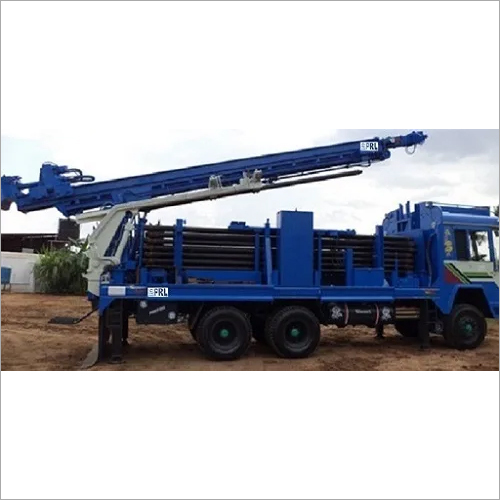 PRL Truck mounted auto rod loader