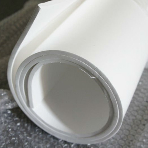 White Expanded PTFE Sheet