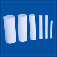 White PTFE Rods