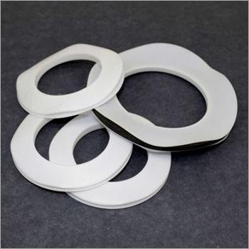 White PTFE Gaskets