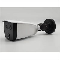 Fever Screen Thermal & Optical Bi-spectrum Network Bullet Camera