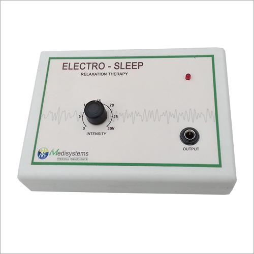 Electro Sleep Therapy Apparatus