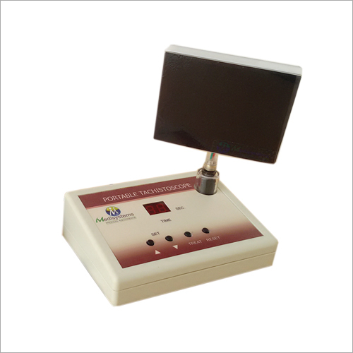 Portable Tachistoscope