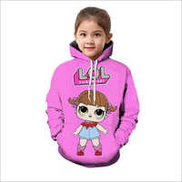 Kids Printed Hoodies
