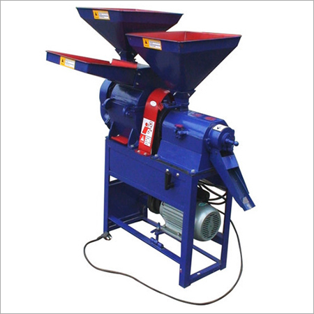 Mini Rice Mill with Pulverizer