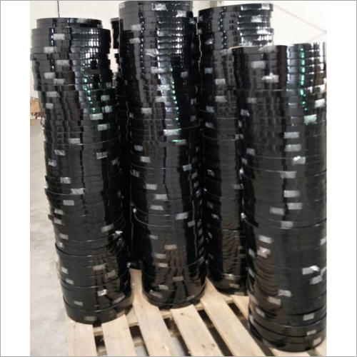 PVC Black Colored Banding Tape