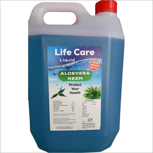 Herbal Sanitizer Gel