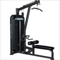 Single Station Gym Lat Pull Down Seated Rowing
