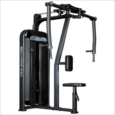 Gym Pectoral Fly Rear Deltoid Dual Station